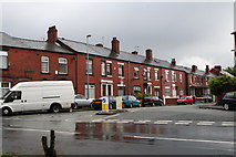 SD8912 : Deeplish Road, Rochdale, Lancashire by Dr Neil Clifton