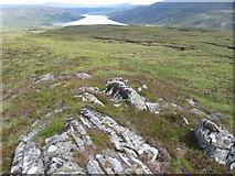 NN6464 : Hillside of Creag a'Mhadaidh by Chris Wimbush