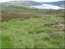 NN6565 : Above the head of Loch Errochty by Chris Wimbush