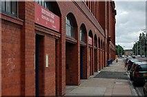 NS5564 : Ibrox Stadium by Paul McIlroy