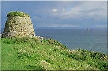 NO5101 : Doocot, St Monans Castle by Jim Bain