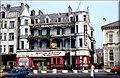 J5082 : Former Barry's amusements, Bangor by Albert Bridge