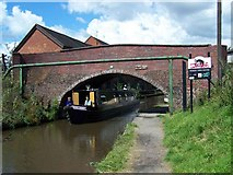 SK0418 : Bridge 66 by Geoff Pick