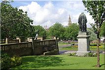 SJ3490 : St John's Garden, Liverpool by Stephen McKay