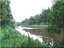 N9473 : The Boyne Upstream of Slane Castle by JP