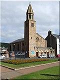 NS2059 : St John, Largs by Dave Hitchborne