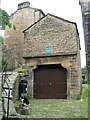 SE1408 : Th'owd Towser - behind Holy Trinity Church - Towngate by Betty Longbottom