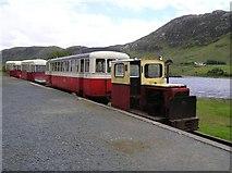 B9202 : Fintown Railway by Kenneth  Allen
