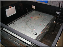 TA3622 : Radar guided Photographic projection table by Michael King