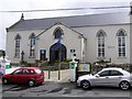 B7711 : Dungloe library by Kenneth  Allen