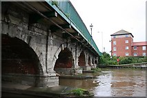 SK7954 : Trent Bridge by Richard Croft