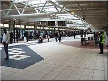 SE1632 : Concourse at Bradford Bus Station by David Ward