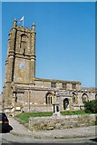 ST6601 : Cerne Abbas: parish church of St. Mary by Chris Downer