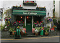SD3598 : Sun Cottage Café, Hawkshead by Kate Jewell