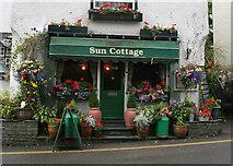 SD3598 : Sun Cottage Café, Hawkshead by Kate Jewell