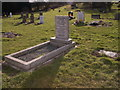 NZ2253 : Grave and Headstone of  Lord Lawson of Beamish by John Bedlington