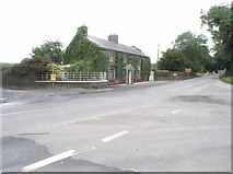 N8560 : House at Connell's Crossroads, Near Trim Co. Meath by JP