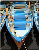 SU7682 : Boats for Hire: Henley-On-Thames by Pam Brophy