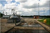 TF9422 : Harper's Green pumping station by Bob Jones