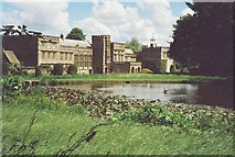 ST3505 : Forde Abbey by Chris Downer