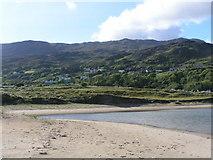 G6976 : Fintragh Beach NE end by Peter Ribbans