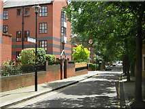 TQ3479 : Marigold Street, Bermondsey by Stephen McKay