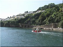 SX2553 : Looe River by Mike Smith