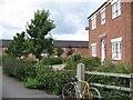SJ6655 : Wood Farm, off Middlewich Road by Peter Kent