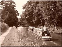 SE0424 : Rochdale Canal, Tenterfields by Barry Daniels