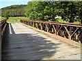 SJ0215 : Pont Ganol by Penny Mayes