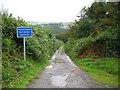 SX2257 : Track alongside Gillhill Wood by Ian Taylor