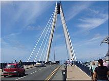 SD3317 : Marine Way Bridge by David Seale