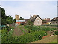 SP0943 : Bretforton Village by David Seale