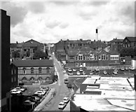 SD8913 : Looking up Penn Street, Rochdale, Lancashire by Dr Neil Clifton