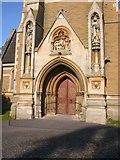 SP5074 : Rugby-Saint Maries Church by Ian Rob