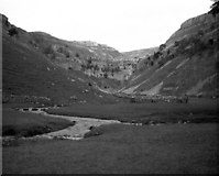 SD9163 : Looking towards Gordale Scar by Dr Neil Clifton