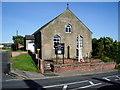 NX9821 : Lowca Methodist Church by Alexander P Kapp