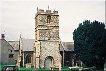 ST5906 : Melbury Bubb: parish church of St. Mary by Chris Downer