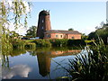 SP5469 : Barby Mill by Ian Rob