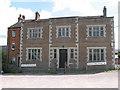 SO6911 : Masonic Hall by Pauline E
