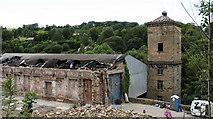 SE0421 : Kebroyd Mill by Gordon Hatton