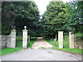 ST6836 : Entrance to Whaddon House by Phil Williams