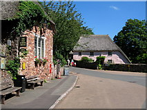 SX8963 : Cockington Village by Paul Anderson