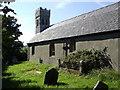 SN0904 : St. Madoc, East Williamston by Jonathan Billinger