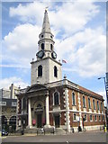 TQ3279 : Borough: The Church of St George the Martyr by Nigel Cox