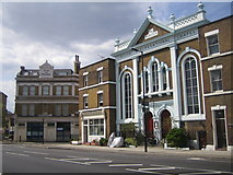 TQ3279 : Borough: Welsh Congregational Chapel by Nigel Cox