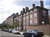 TQ3179 : Southwark: Pakeman House, Pocock Street, SE1 by Nigel Cox