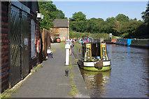 SO9969 : Tardebigge New Wharf by Stephen McKay