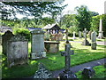 SD1096 : Graveyard, St Michael and All Angels Church, Muncaster by Alexander P Kapp