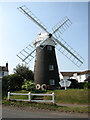 TG3135 : Stow Windmill by Evelyn Simak